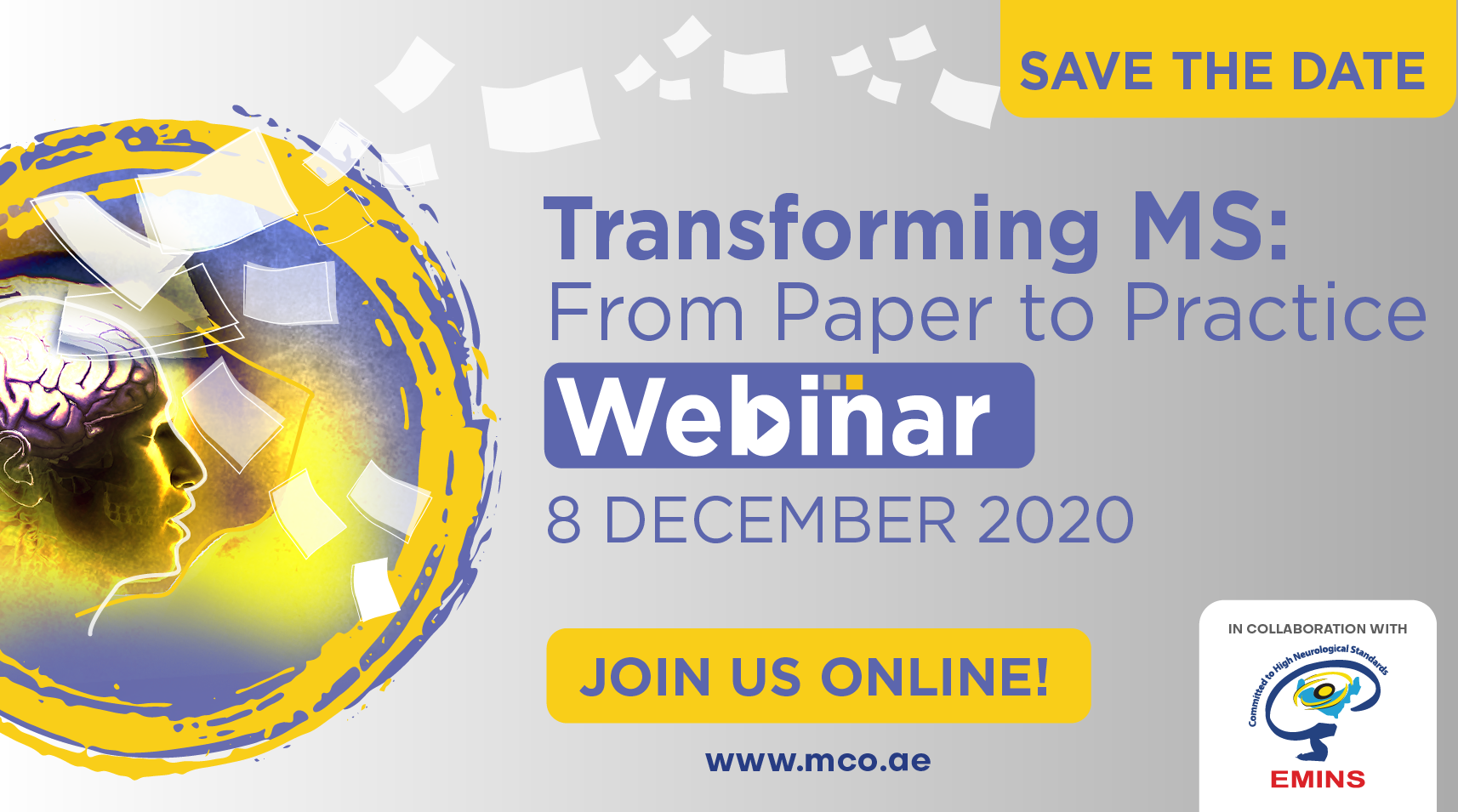 Transforming MS from Paper to practice  -8th December